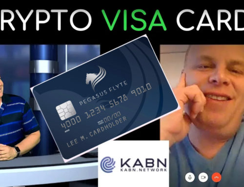KABN CEO talks about crypto-linked prepaid VISA